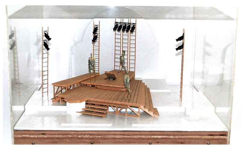 Peter Wexler - BENJAMIN BRITTON'S CHURCH TRILOGY – ST. STEPHENS CHURCH, NEW YORK MODEL 1973