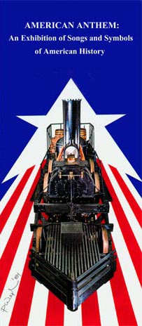 Peter Wexler - American Anthem Trammel Crow Company, National Museum of American History, Smithsonian Institution, 1985