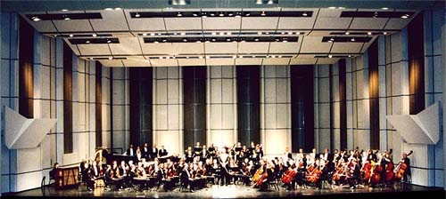 Peter Wexler - Midland Center for the arts, Concert environment design and hall restoration 2002