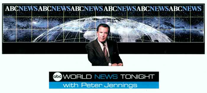 Peter Wexler - ABC News - Peter Jennings World Sculpture 1998