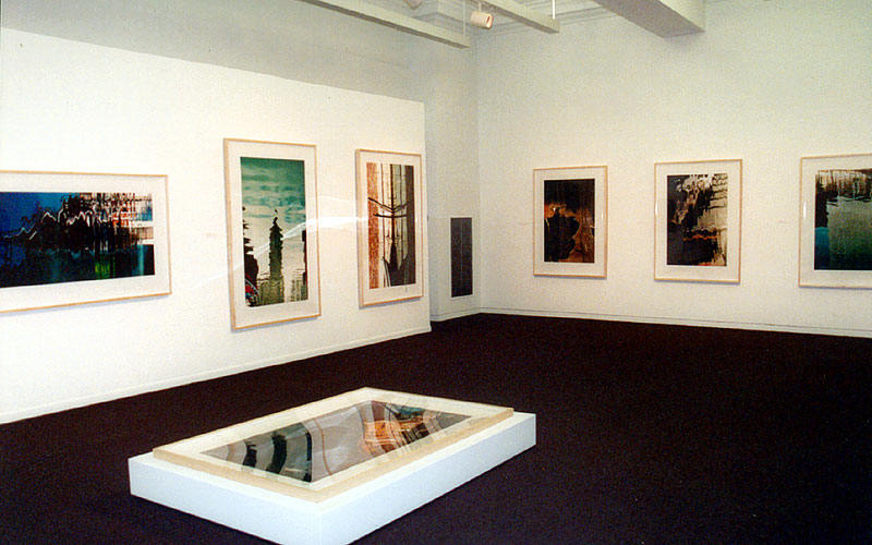 "Exhibition ""Reflections"" Peter Wexler"